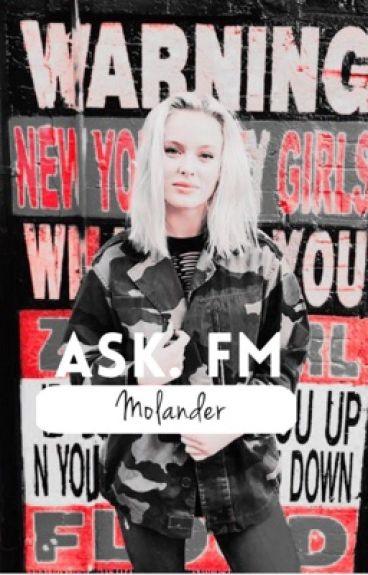 Ask.fm|Molander