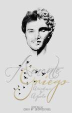 Amante Griego: Ariadna y Apolo. by bomerauhl