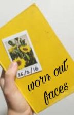 Worn out faces (a faceclaim book) by sharkieshark-