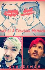 Scars of A Thousand Memories  :  A Septiplier Fanfic  《OnHold》 by NebuDemon