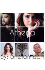 Athena (Z.M)  by onetomlison