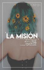 La misión // YoonMin by Nclth_