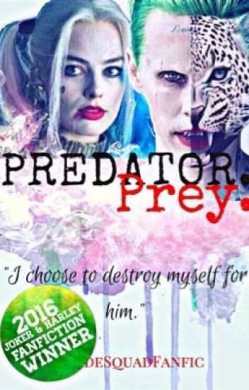 Predator. Prey.