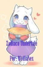 Zodiaco Undertale by MediaNex83