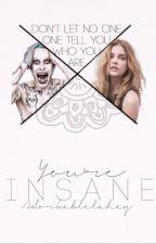 Insane ➵ The Joker by AdorkableLahey