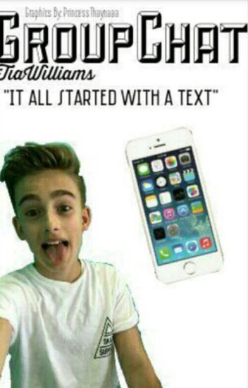 Groupchat//Johnny Orlando FF (ON HOLD)
