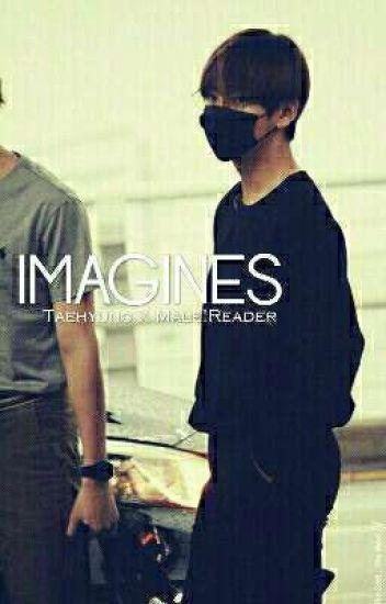 Kim Taehyung x Male!Reader «IMAGINES»