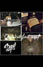 Samya: On s'est fait seul by __Seniorita