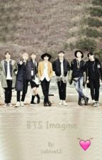 BTS Imagine by cablue12
