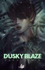 DUSKY BLAZE || لَظًى حَالِك  by taekooki