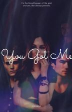 You Got Me || DAMON SALVATORE by micahlawrence15