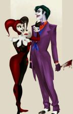 Gotham High: Puddin And Pumpkin by MistahJxHarls