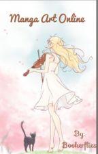 Manga Art Online  by Bookerflies