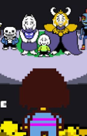 UnderAnotherStory-Pacifista - Luta contra Omega Flowey,O