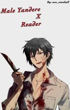 Male Yandere X Reader by cece_snowball