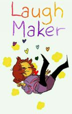 Laugh Maker 「Charisk」||Undertale|| by -Mimik-kyu-