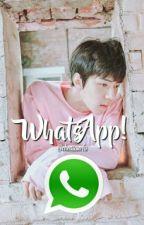 WhatsApp! [HunHan] by chensauria