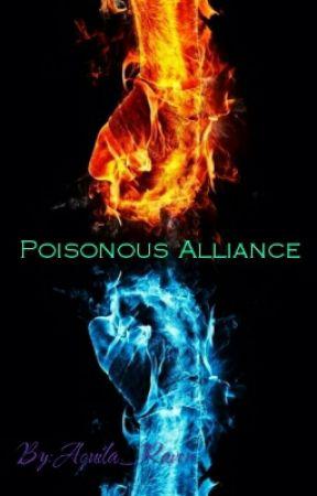 Poisonous Alliance by Aquila_Raven