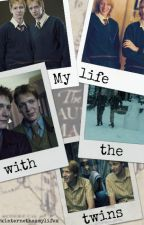 My life with the twins (Fred and George Weasley) by xInternethasmylifex