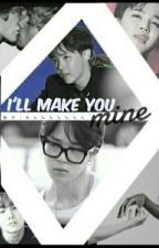 I'll make you mine  by TK_hopemin