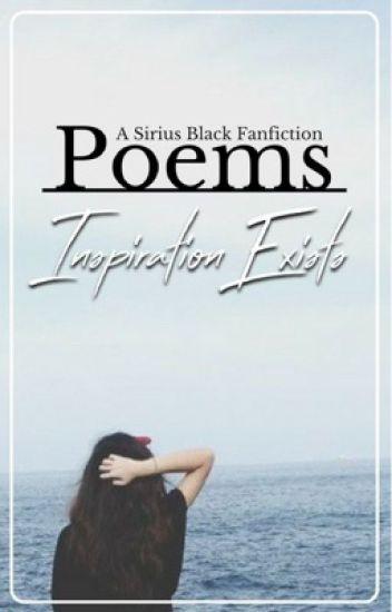 Poems •Sirius Black• ||wattys 2017||