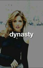 Dynasty; Jake Fitzgerald by bloodydolan