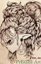 """My """"Anime"""" Drawings by Shinoa_chan"""