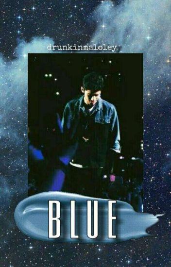 BLUE » zayn
