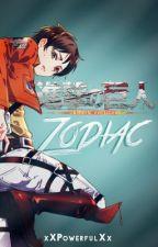 Shingeki no kyojin Zodiac by xXpowerfulXx