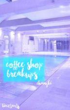 coffee shop breakups // changki by limetarts