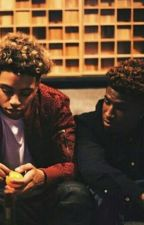 Lucas Coly And Dillyn Troy  by Blessed_bihh