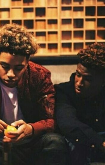 Lucas Coly And Dillyn Troy