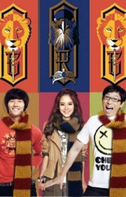 [Long Fic] Running Hogwarts
