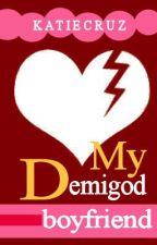 My Demigod Boyfriend by pixedust