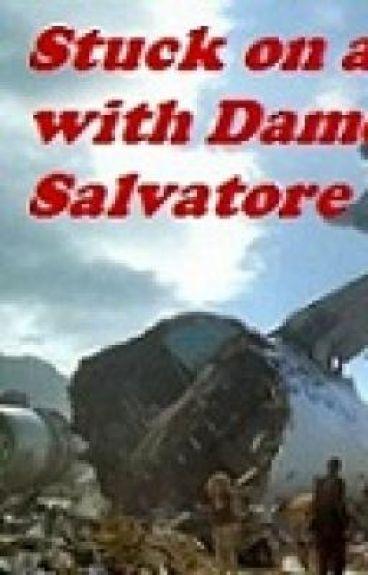 Stuck on an Island with Damon Salvatore