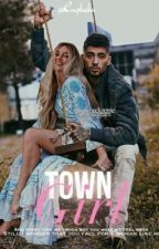 town girl | فتاة ريفية by cupkaks