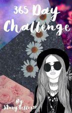 365 Day Challenge  by StoryTeller87