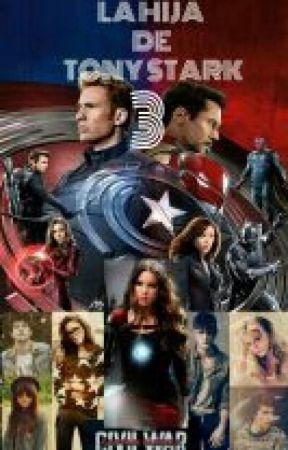 La Hija De Tony Stark 3 by Aluhnorazo4ever