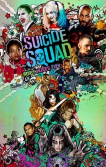 Suicide Squad Preferences & Imagines