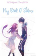 My Book O' Ships by Kawaii_Pocky