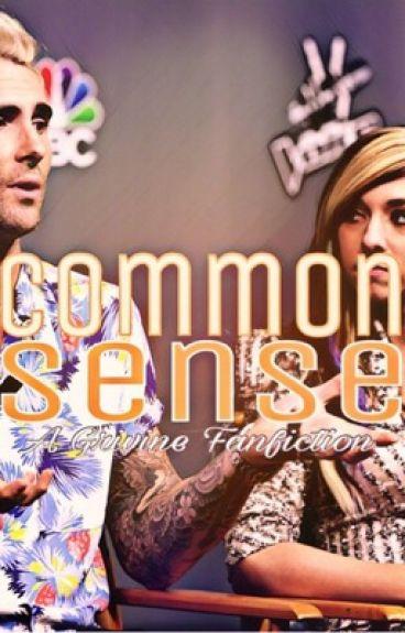 Common Sense (A Grivine Fanfic)