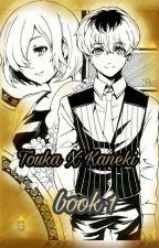 Touka X Kaneki ( White Hair) by Touka1415