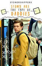 Stony are the type of Daddies ↬ Pausada Temporalmente. by stonershipperx