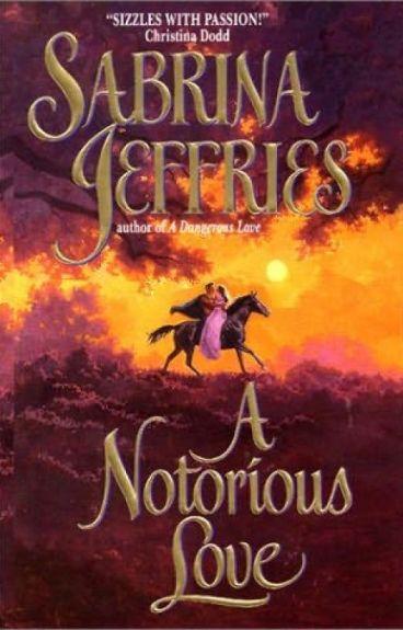 Um Amor Notório (Solteironas de Swanlea) (2) - Sabrina Jeffries