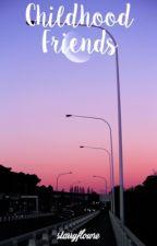 Childhood Friends || Gene X Reader by ShadowYogurt