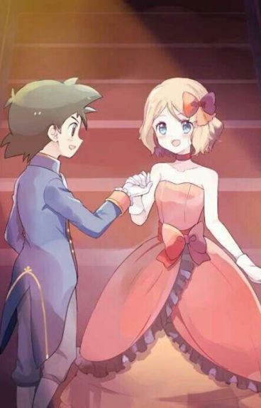 Ash and Serena: Dancing with the Performer