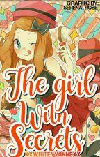 The Girl With Secrets by XxWhiteYvonnexX
