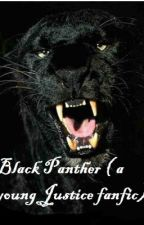 Black Panther (a young justice fanfic) by parakeetlover