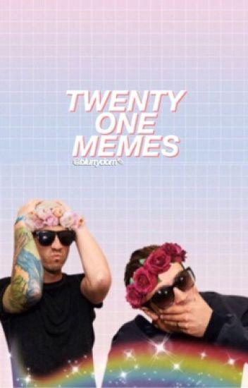 Twenty One Memes➭humor