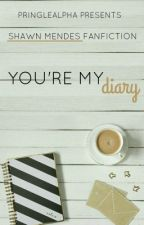 You're My Diary {s. mendes}  by PringleAlpha